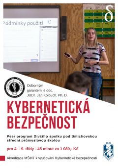 Peer program - Dívčí spolek a AntiCyber Bullying