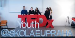 TEDxYouth@SKOLAEUPRAHA